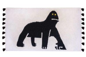 Algo de Jaime Kilim Gorila Kilombo Rugs