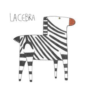 La cebra, el dibujo favorito de Jaime