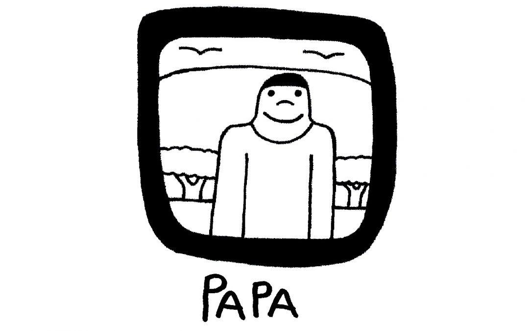 PAPÁ, NOS VAMOS A CASA